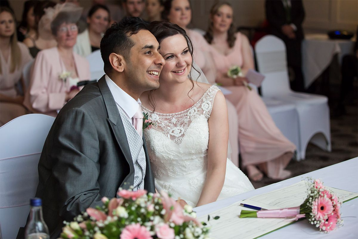 Weddings at Milton Keynes - East