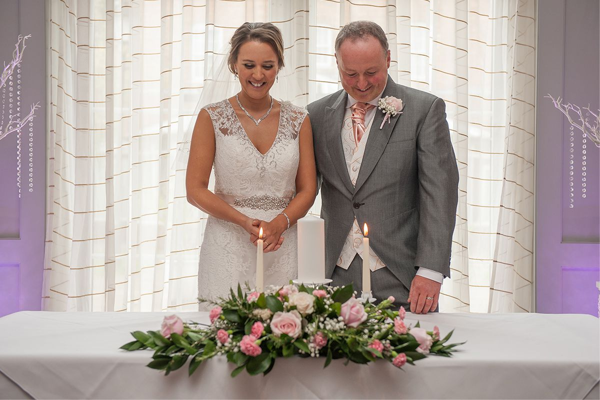 Wedding Venue - Holiday Inn Milton Keynes - East